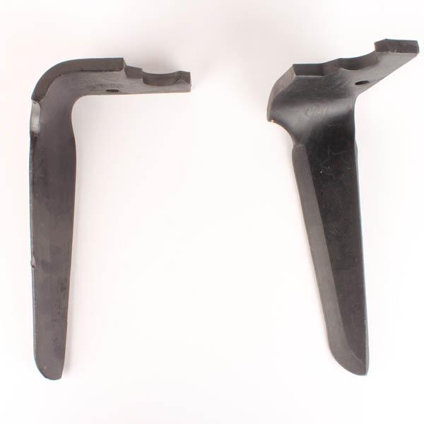 Dent Quick-Fit gauche de herse rotative, 36100366, pour MASCHIO, pièce Interchangeable