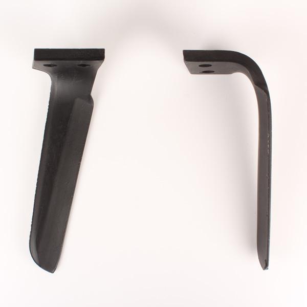 Dent droite de herse rotative, 84091201, pour RABEWERK, pièce Interchangeable