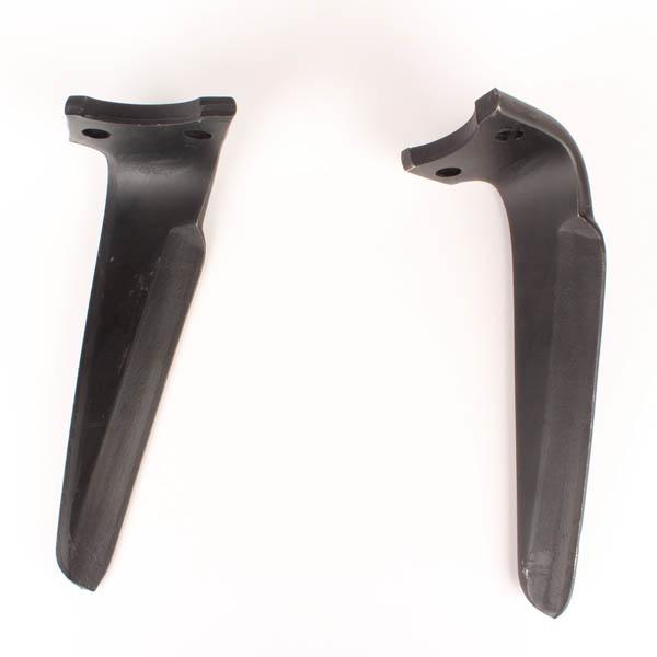 Dent droite de herse rotative, 84045001, pour RABEWERK, pièce Interchangeable