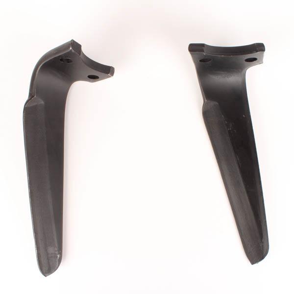 Dent gauche de herse rotative, 84045002, pour RABEWERK, pièce Interchangeable