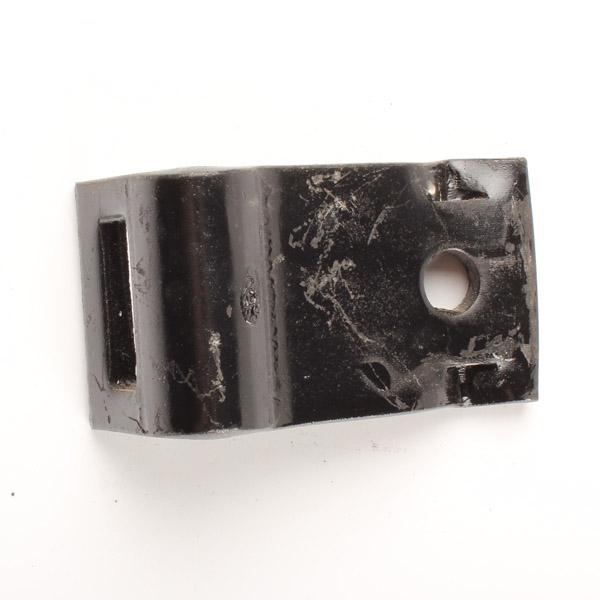 Bride 50x12mm de vibroculteur, pour dent de 32x10, épaisseur 6 mm, pièce interchangeable