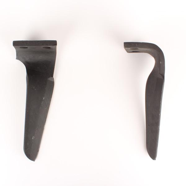Dent droite de herse rotative, pour FERABOLI, pièce Interchangeable