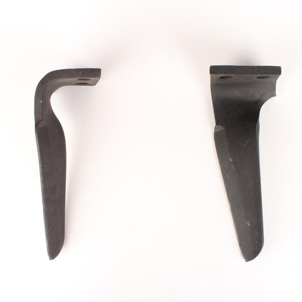 Dent gauche de herse rotative, pour FERABOLI, pièce Interchangeable
