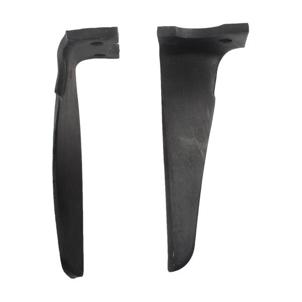 Dent droite de herse rotative, KZ400001, pour VOGEL & NOOT, pièce Interchangeable