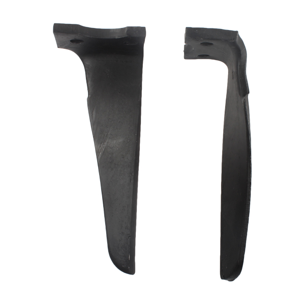 Dent gauche de herse rotative, KZ400002, pour VOGEL & NOOT, pièce Interchangeable