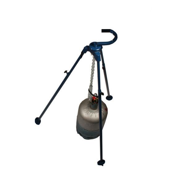 Trepied rotatif pour canon à gaz guardian