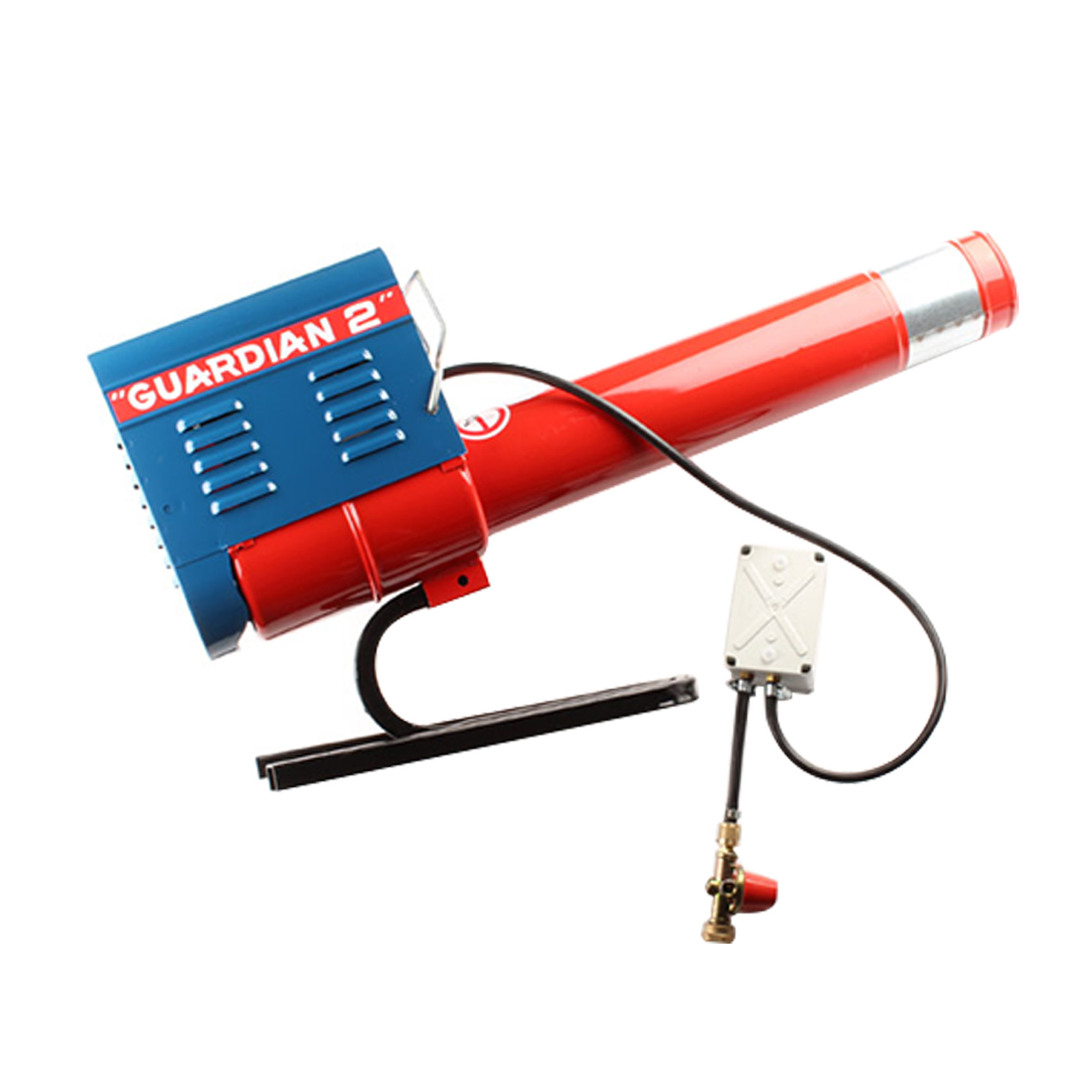 Pack canon à gaz effaroucheur Guardian 2 et programmateur