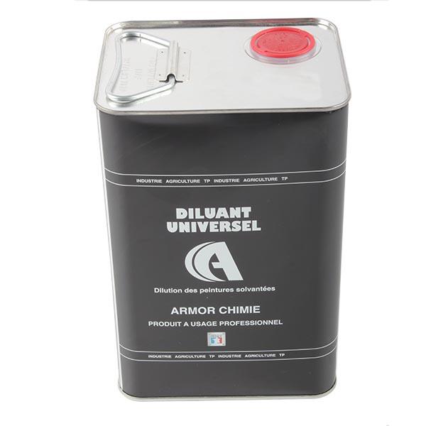 Diluant 03, recommandé pour diluer les peintures ARMOR bidon de 5 litres.