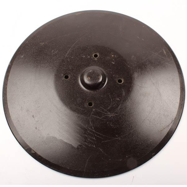 Disque semeur surmoulé 250x3mm, K3000060  pour semoir Kuhn, pièce interchangeable
