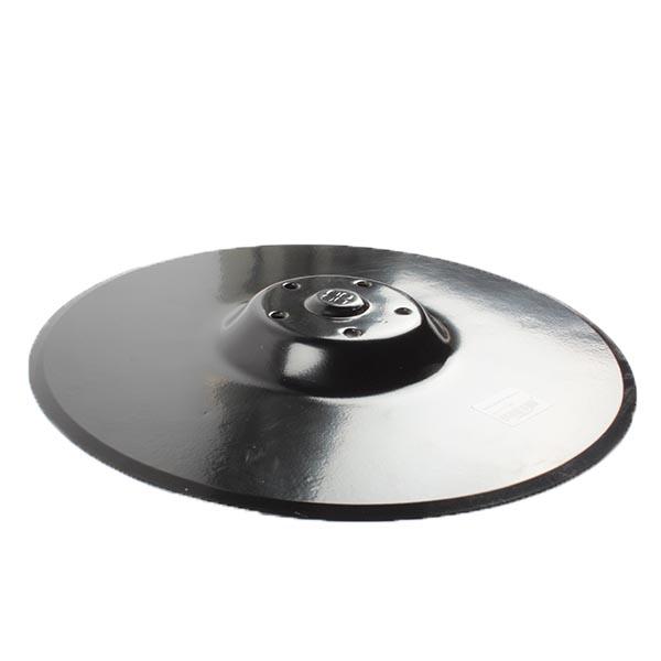 Disque lisse semeur, 380x3mm, pour semoir Terrasem Pottinger, 8504330810 pièce interchangeable