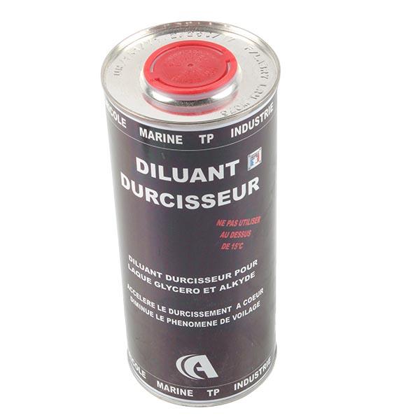 Diluant Durcisseur, recommandé pour diluer les peintures ARMOR bidon de 1 litre.