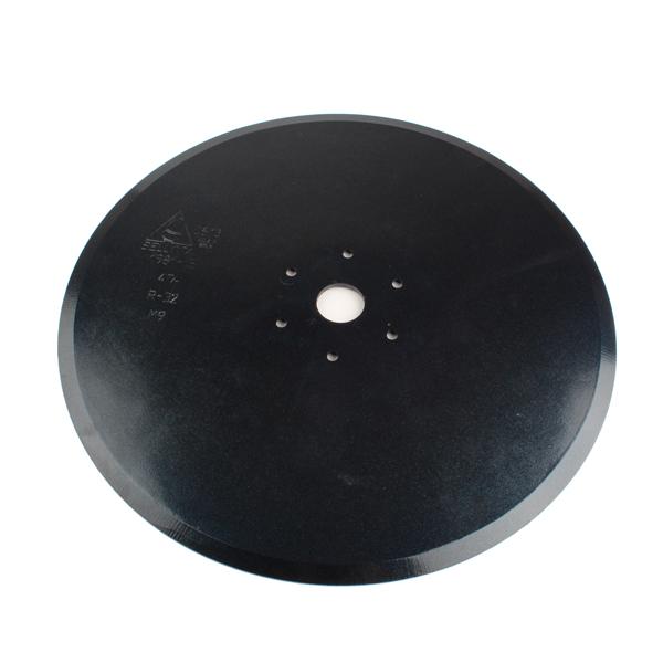 Disque lisse ouvreur, 380x3, pour marque Ribouleau Monosem, NG+, 7068, pièce interchangeable