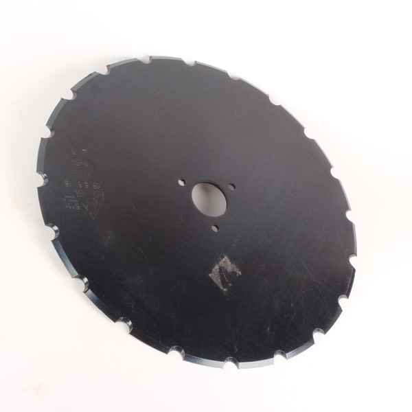 Disque semeur crenelé, 450X5, pour semoir Unidrill SULKY, 720910, pièce Interchangeable