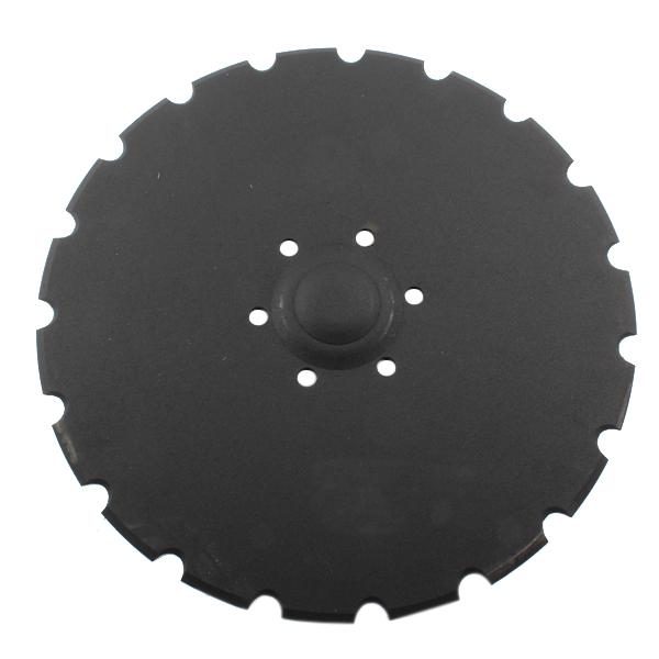 Disque semeur crénelé, 410X5, pour semoir Unidrill SULKY, 980197, pièce Interchangeable