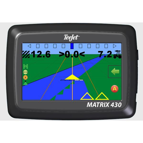 Système de guidage, Teejet, Matrix 430