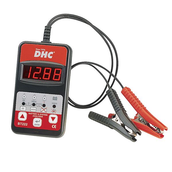 Testeur de batterie électronique 12V