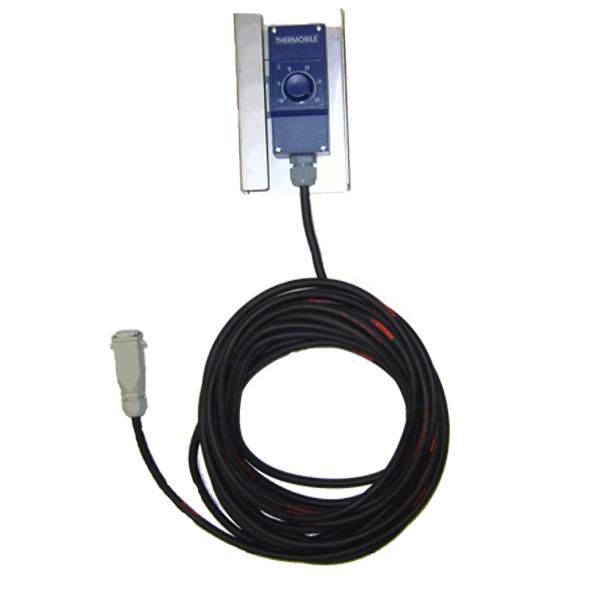 Thermostat et câble de 10 mètres pour thermobile, 40.228.100